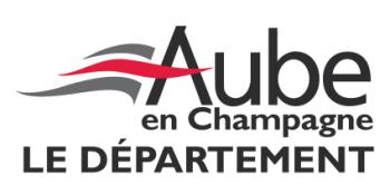 Logo du département Aube