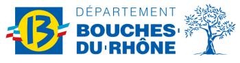 Logo du département Bouches-du-Rhône