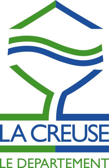 Logo du département Creuse