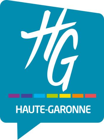 Logo du département Haute-Garonne