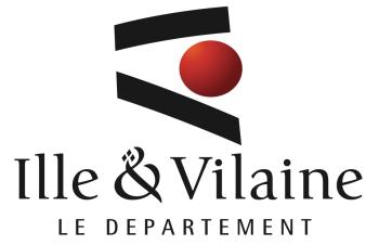Logo du département Îlle-et-Vilaine