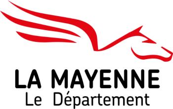 Logo du département Mayenne