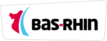 Logo du département Bas-Rhin