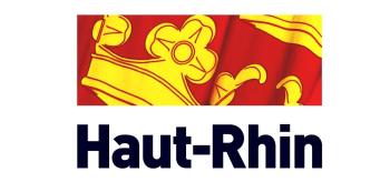Logo du département Haut-Rhin