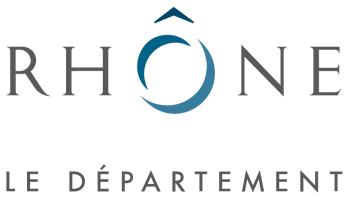 Logo du département Rhône