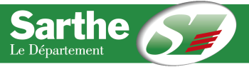 Logo du département Sarthe