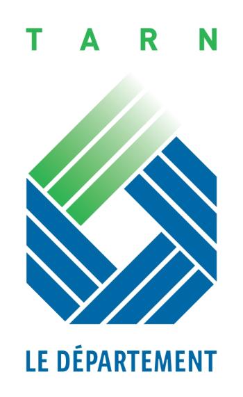 Logo du département Tarn