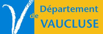 Logo du département Vaucluse