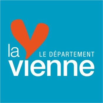 Logo du département Vienne