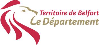 Logo du département Territoire-de-Belfort