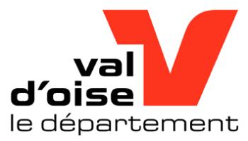 Logo du département Val-d'oise
