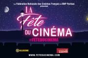 4€ la séance pendant La Fête du Cinéma 2017