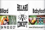 Billard concept à La Valette-du-Var