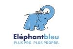 Elephant Bleu à Puiseux-Pontoise