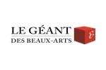 Le Géant des Beaux-Arts à Paris 13ème arrondissement