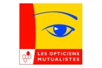Enseigne opticiens Les Opticiens Mutualistes