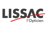 Enseigne opticiens Lissac