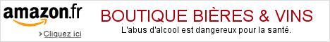 Boutique bières et vins sur Amazon.fr