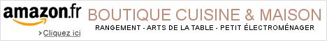 Boutique Cuisine et Maison sur Amazon.fr
