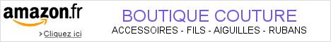 Boutique Mercerie et Couture sur Amazon.fr
